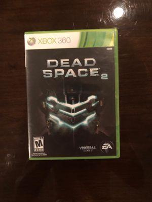 Dead space 2 Xbox 360 game for Sale in Dallas, TX