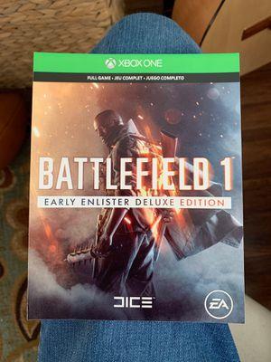 Battlefield 1 for Sale in Moss Beach, CA