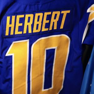 Justin Herbert Chargers Jersey for Sale in National City, CA