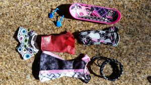 Monster High Clothing Lot for Sale, used for sale  Escondido, CA