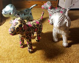 4 Victoria Secret PINK mini Dogs for Sale in Joliet, IL