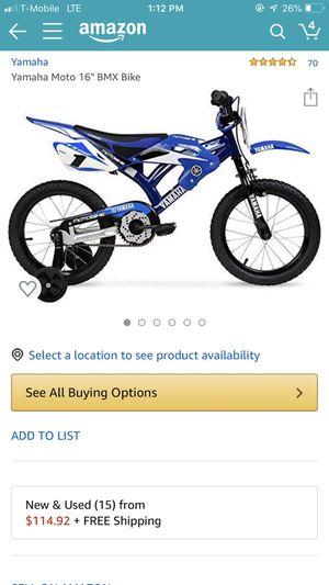 Brand new kid bike in box 📦 for Sale in Wilsonville, OR