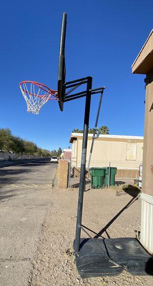 Basketball hoop for Sale in Tucson, AZ