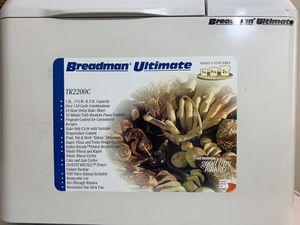 Breadman Ultimate TR2200C Bread maker for Sale in Stamford, CT