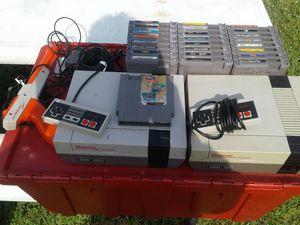 Nes Original Nintendo Bundle(AS IS AS IS) for Sale in Fort Lee, VA