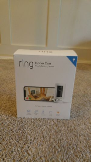 Ring Indoor Security Camera for Sale in Lake Stevens, WA