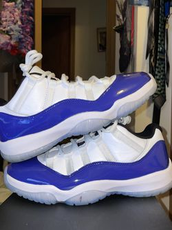 Air Jordan 11 Low White Concord Size 9w for Sale in Seattle,  WA