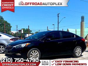 2014 Kia Forte for Sale in San Antonio, TX