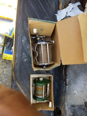 Antique fishing reels for Sale in Richmond, VA