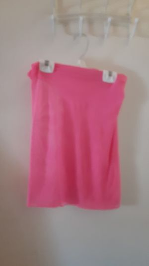 Hot pink bathing suit cover up for Sale in St. Petersburg, FL