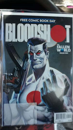Free comic book day 2019 Bloodshot for Sale in Los Angeles, CA