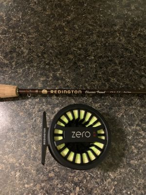 Redington fly rod and reel for Sale in Swoope, VA