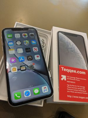 Sim unlocked apple iPhone XR 64GB for Sale in San Jose, CA