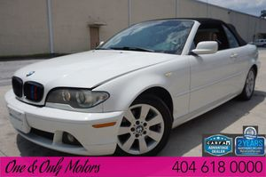 2005 BMW 3 Series for Sale in Doraville, GA