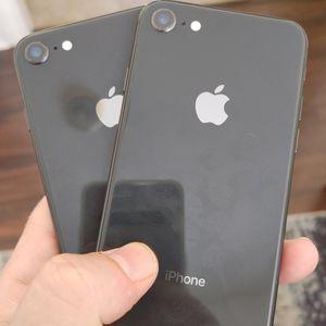 2 Sim unlocked Apple IPhone 8 64gb for Sale in Elk Grove, CA