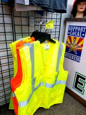 BRAND NEW SAFETY VEST for Sale in Phoenix, AZ