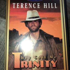 Used Working Terence Hill They Call Me Trinity DVD for Sale in Pinellas Park, FL