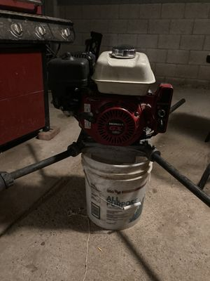 Groundhog 2 man auger for Sale in Phoenix, AZ