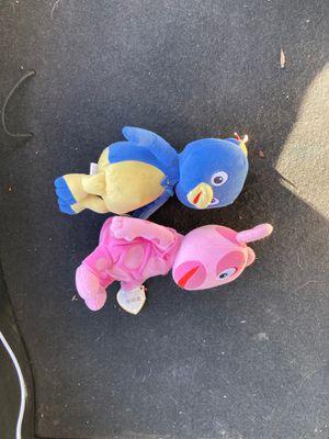 Backyard agains beanie babies for Sale in Rialto, CA