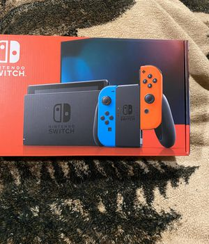 Nintendo switch brand new for Sale in Edmonds, WA