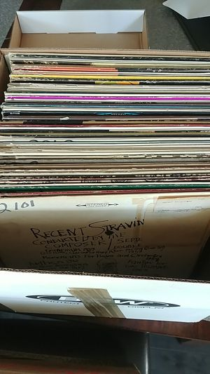 Several Boxes of Classical Music Vinyl Records for Sale in Baton Rouge, LA