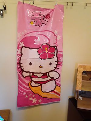Hello Kitty blow up lounger for Sale in Dallas, TX