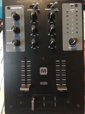 Pro audio series mixer for Sale in Queens, NY