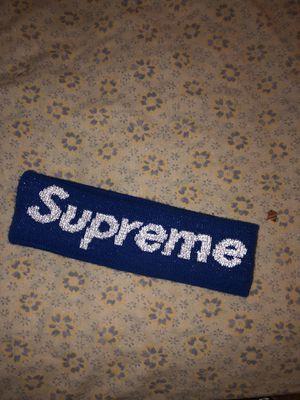 Supreme headband reflective used for Sale in Orlando, FL
