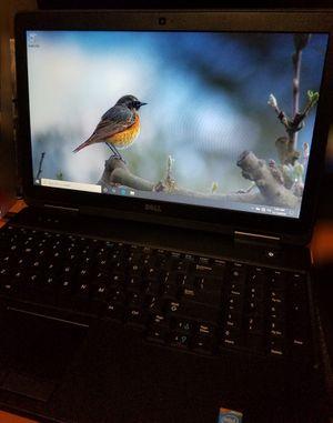 """Dell Latitude Business 15.6"""" Laptop, Core i5, 512GB SSD, 8GB RAM, Genuine Win10 Pro for Sale in Garden Grove, CA"""