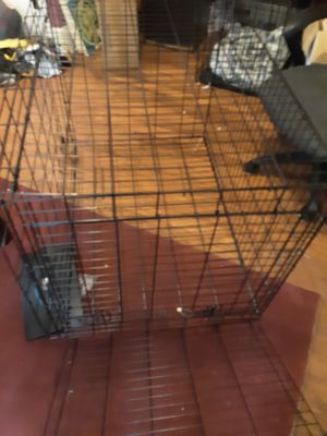Very large cage kennel never used for Sale in Alexandria, LA