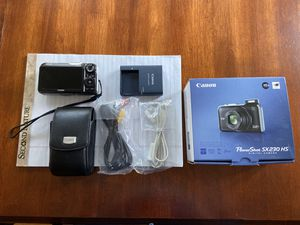 Canon power shot camera for Sale in Chicago, IL
