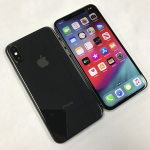 256GB Apple iPhone X Unlocked for Sale in Tacoma, WA
