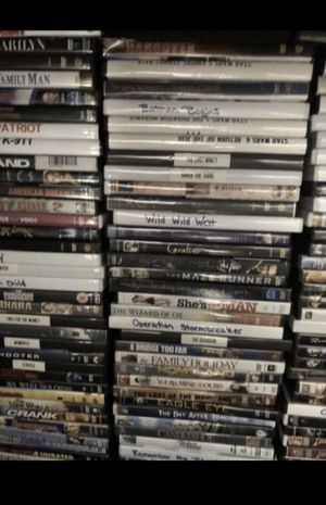 Over 300 movies for Sale in Fontana, CA