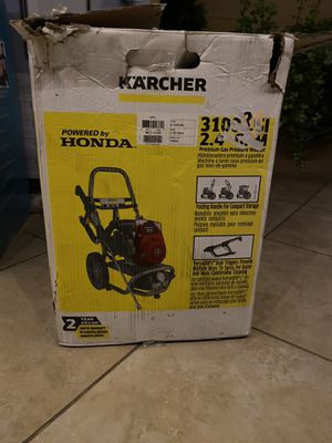 Honda pressure washer 3100 PSI for Sale in Scottsdale, AZ