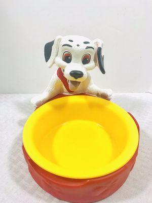 Vintage Applause Disney's Dalmatian Dog Bowl Holder for Sale in Central Falls, RI