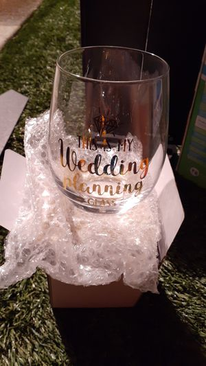 Wedding glass for Sale in Manteca, CA