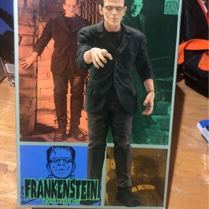 Rare 1993 Frankenstein Vynyl model kit horizon for Sale in San Bruno, CA