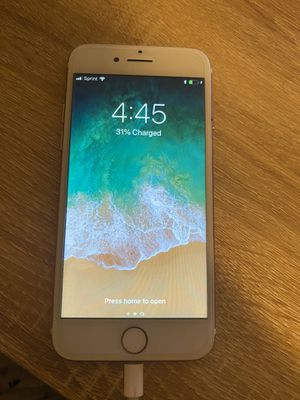 IPhone 7 (Rose Gold/Sprint/32GB) for Sale in Herndon, VA