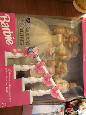 Dream Wedding Barbie for Sale in Clearwater, FL