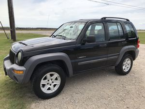 Jeep Liberty for Sale in Terrell, TX