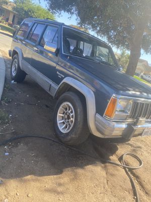 1989 Jeep Cherokee complete part out for Sale in Salinas, CA