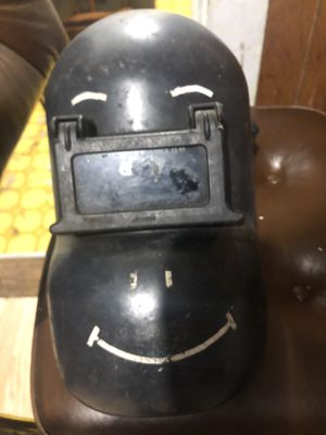 Welding hood and glove for Sale in Indianapolis, IN