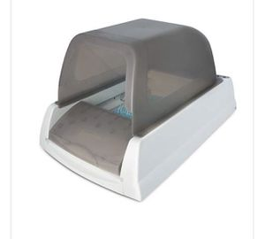 ScoopFree Ultra Self-Cleaning Litter Box, Taupe color for Sale in Seattle, WA