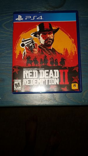 Red dead redemption 2 for Sale in San Diego, CA