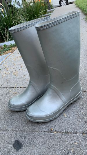 Rain boots for Sale in Montclair, CA