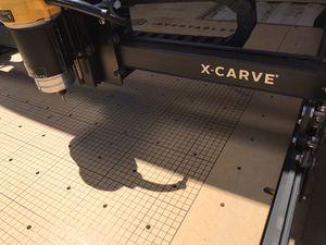 X-Carve 1000mm No Controller for Sale in Williamsburg, MI
