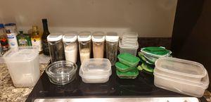 Tupperware - recipient set for Sale in Miami, FL