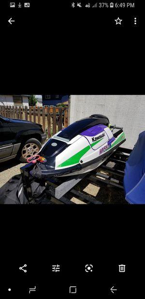 Kawasaki 750 sxi pro for Sale in Wenatchee, WA