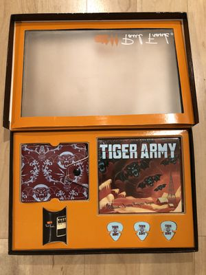 Tiger Army - Paul Frank Box Set for Sale in Los Angeles, CA