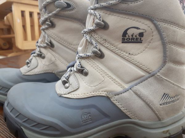 Sorel Womens Timberwolf Boots Size 7